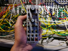 Intellijel Bifold - Dual Channel Serial/Parallel Wavefolder