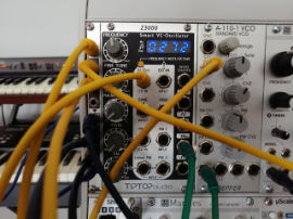 TipTop Audio Z3000 - Smart VCO MKII